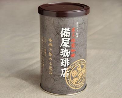 備屋流珈琲豆 180g缶
